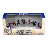 MINIS: CRITICAL ROLE: FACTIONS OF WILDEMOUNT - KRYN DYNASTY & XHORAS