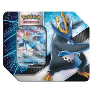 Pokemon USA (Pre-Order) POKEMON: V STRIKERS TIN - EMPOLEON V