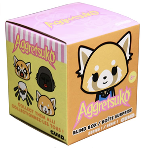 Gund AGGRETSUKO BLIND BOX SERIES 1