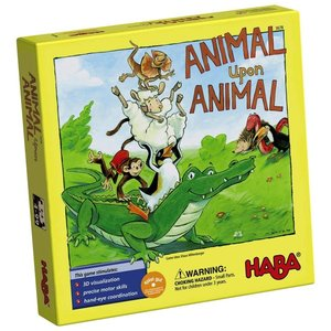 HABA USA ANIMAL UPON ANIMAL