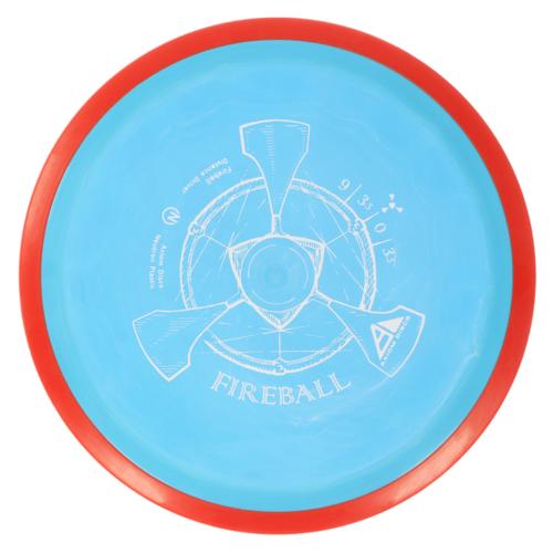 Axiom Discs FIREBALL NEUTRON 155g-159g Distance Driver
