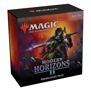 Wizards of the Coast MTG: MODERN HORIZONS 2 - PRERELEASE PACK