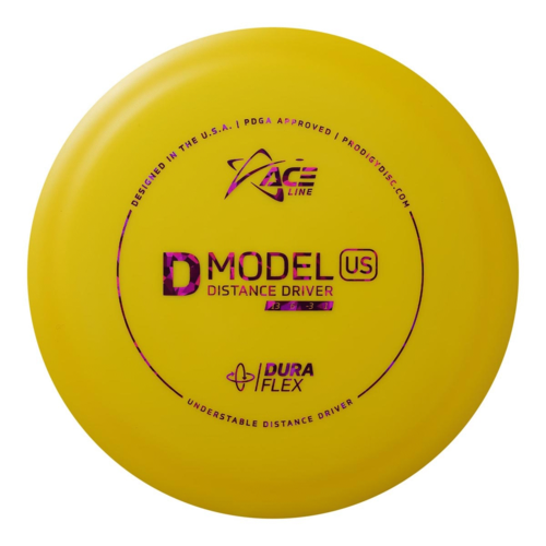 Prodigy Disc ACE LINE D MODEL US DURAFLEX 170g-175g Distance Driver