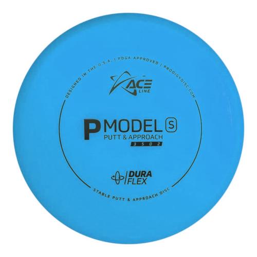 Prodigy Disc ACE LINE P MODEL S DURAFLEX 170g-176g Putter