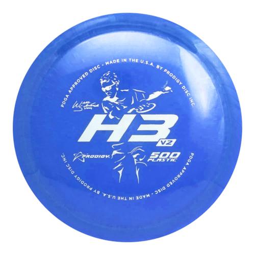 Prodigy Disc H3 V2 500 HYBRID 170g-176g Driver
