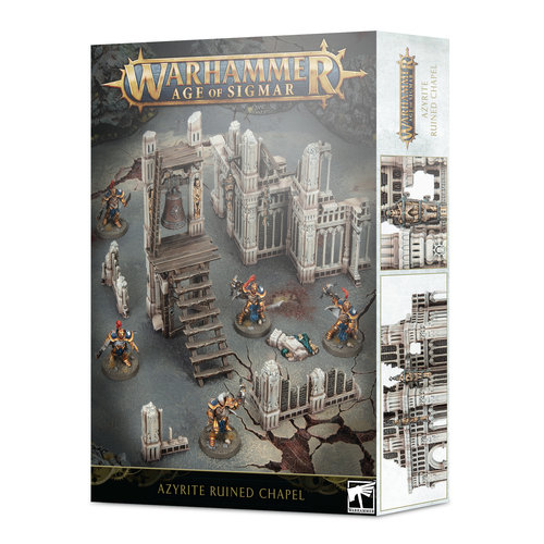 Games Workshop AoS AZYRITE RUINED CHAPEL