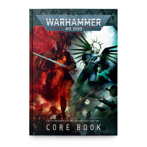 Games Workshop 40K CORE BOOK 9TH EDITION