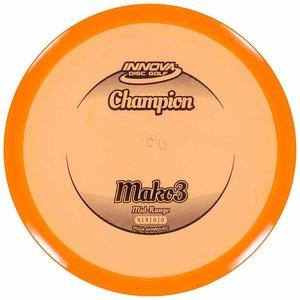 Innova Disc Golf MAKO3 CHAMPION 165g-169g