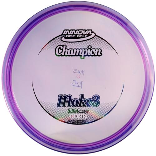Innova Disc Golf MAKO3 CHAMPION 178g-180g Midrange