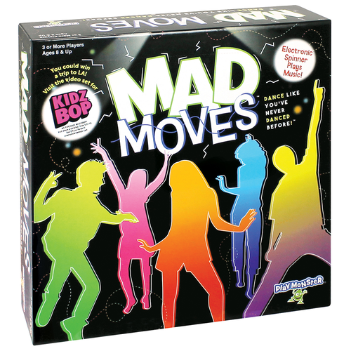 PLAYMONSTER MAD MOVES