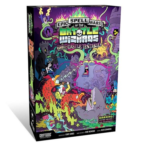 Cryptozoic Entertainment EPIC SPELL WARS OF THE BATTLE WIZARDS 2: RUMBLE AT CASTLE TENTAKILL