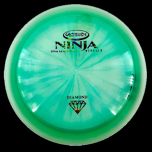 Gateway Disc Sports NINJA DIAMOND 160g-169g