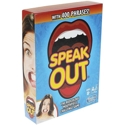 Hasbro SPEAK OUT! REFRESHED