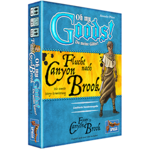 Lookout Games OH MY GOODS! ESCAPE TO CANYON BROOK