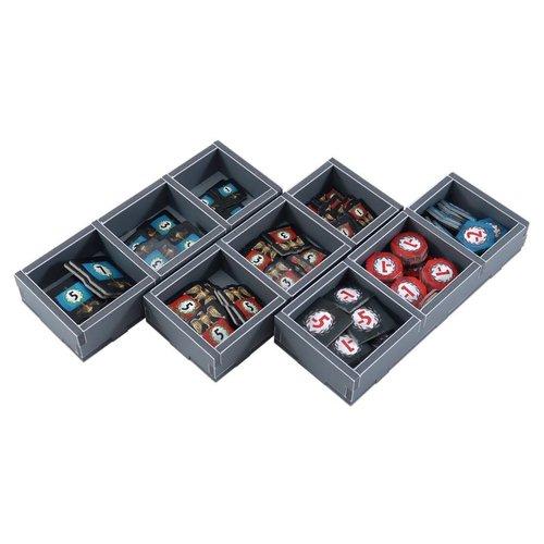 Folded Space BOX INSERT: 7 WONDERS