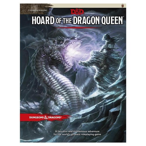 Wizards of the Coast D&D 5E: HOARD OF THE DRAGON QUEEN