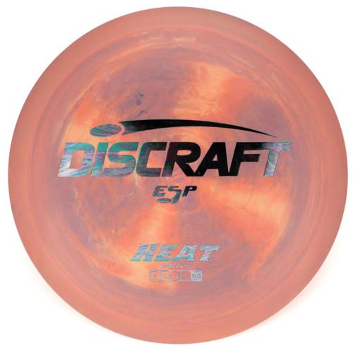 Discraft HEAT ESP H SIGNATURE 173g-174g Distance Driver