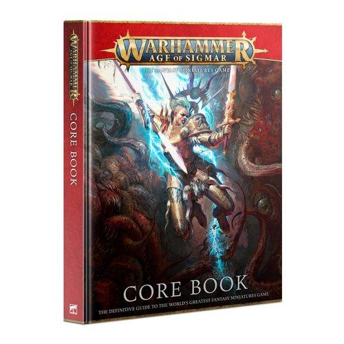 Games Workshop AoS CORE RULE BOOK 2021