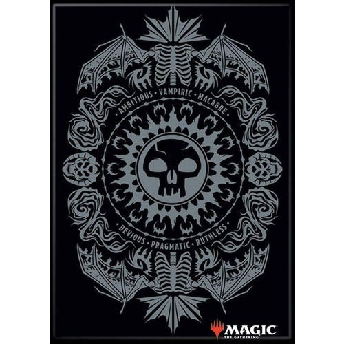 ATA-BOY MAGNET: MtG - MANA - BLACK SWAMP