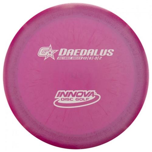 Innova Disc Golf DAEDALUS G-STAR 173g-175g Distance Driver