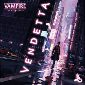 Renegade Games Studios VAMPIRE THE MASQUERADE: VENDETTA