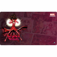 PLAYMAT: MARVEL CHAMPIONS LCG: SCARLET WITCH