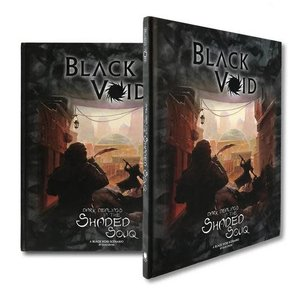 Modiphius BLACK VOID: DARK DEALINGS IN THE SHADED SOUQ