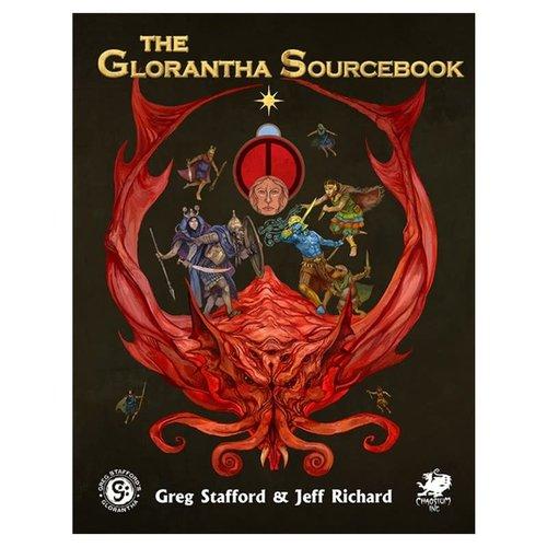 Chaosium GLORANTHA SOURCEBOOK