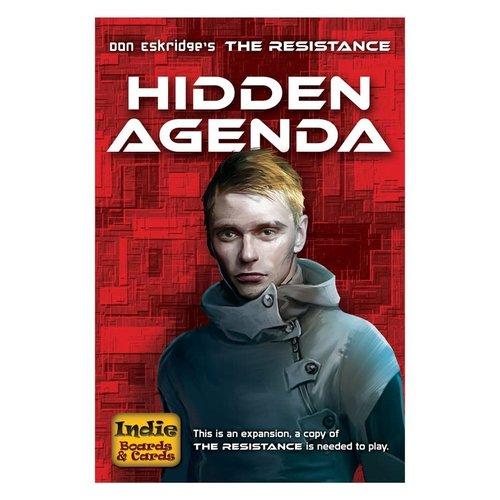 Indie Boards & Cards THE RESISTANCE: HIDDEN AGENDA