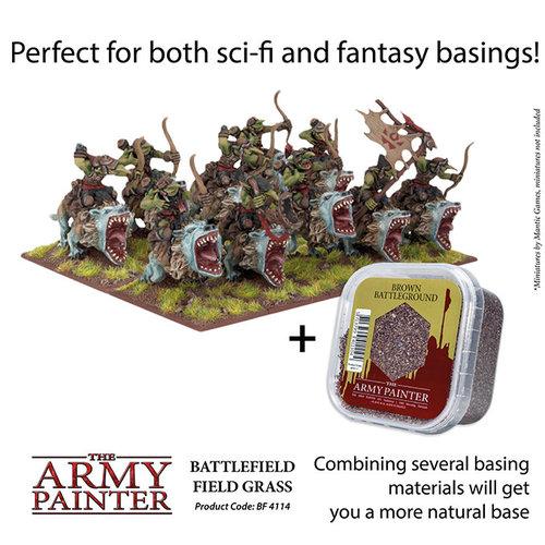 The Army Painter BATTLEFIELDS: BATTLEFIELD FIELD GRASS