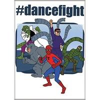 MAGNET: MARVEL - SPIDEY DANCEFIGHT