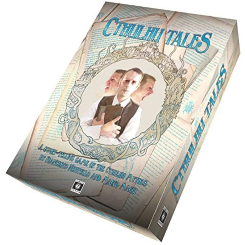 Cubicle 7 CTHULHU TALES