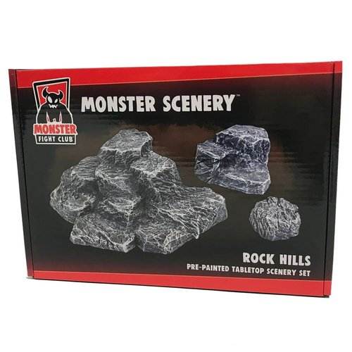 Monster Fight Club MONSTER TERRAIN: ROCK HILLS