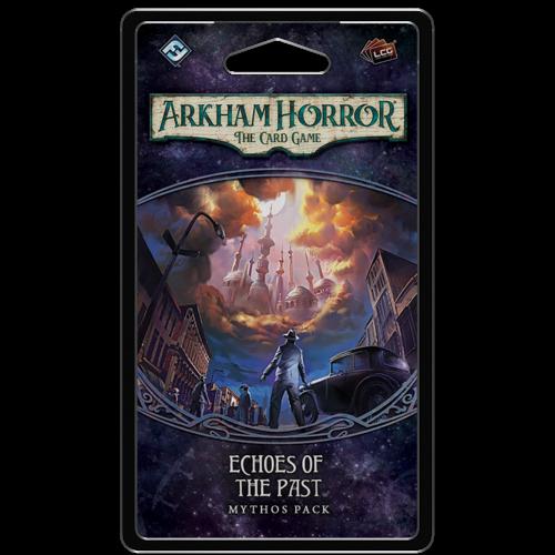 Fantasy Flight Games ARKHAM HORROR LCG: ECHOES OF THE PAST MYTHOS PACK