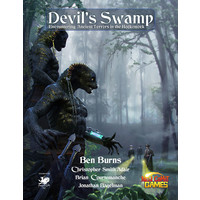 CALL OF CTHULHU: DEVIL'S SWAMP