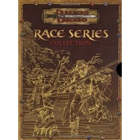 D&D 3.5: RACE SERIES COLLECTION (Used)