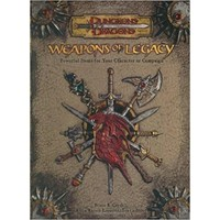 D&D 3.5: WEAPONS OF LEGACY (Used)