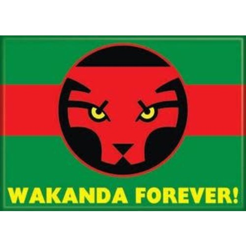 ATA-BOY MAGNET: MARVEL - WAKANDA FOREVER