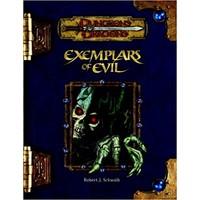 D&D 3.5: EXEMPLARS OF EVIL (Used)