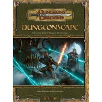 D&D 3.5: DUNGEONSCAPE (Used)