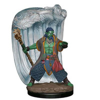 MINIS: ICONS OF THE REALMS: WATER GENASI MALE DRUID