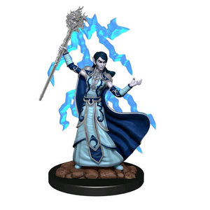 Wizkids MINIS: ICONS OF THE REALMS: ELF FEMALE WIZARD