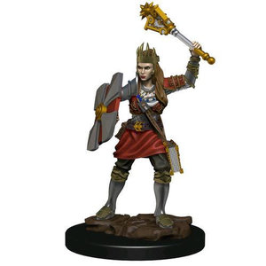 Wizkids MINIS: ICONS OF THE REALMS: HUMAN FEMALE CLERIC