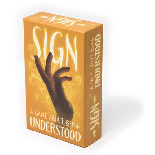 Thorny Games SIGN: A GAME ABOUT BEING UNDERSTOOD