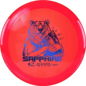 Latitude 64 SAPPHIRE OPTO 145g-159g