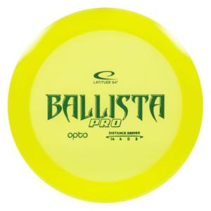Latitude 64 BALLISTA OPTO PRO 160g-169g