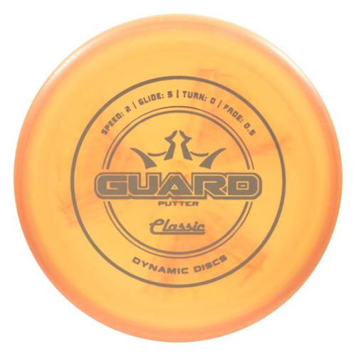 Dynamic Discs GUARD CLASSIC 173g-176g Putter