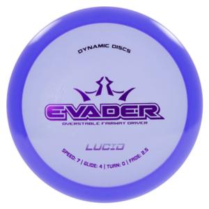Dynamic Discs EVADER LUCID 160g-169g