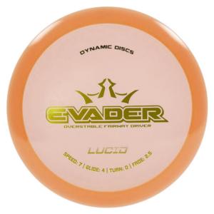 Dynamic Discs EVADER LUCID 170g-172g