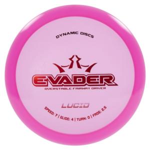 Dynamic Discs EVADER LUCID 173g-176g